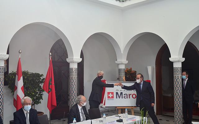Webinaire - Coopération économique suisse au Maroc
